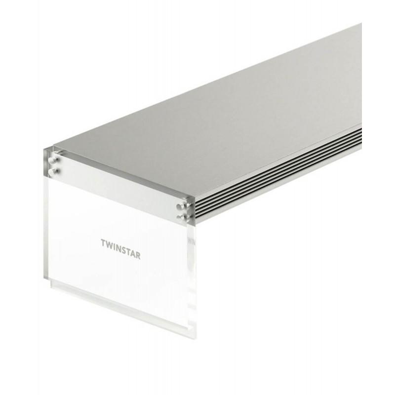 Twinstar Light III 300EC plafoniera a LED RGB per acquario da 30 cm