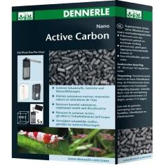 Dennerle 5841 Nano Active Carbon Carbone filtrante intensivo superattivo per acquari d'acqua dolce Nano