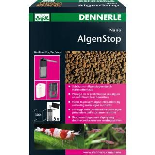 Dennerle 5842 Nano AlgenStop aiuto efficace contro le alghe in acquario anitiaglhe