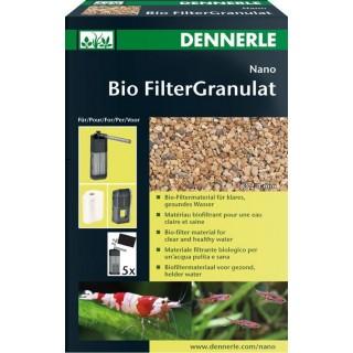 Dennerle 5844 Nano Bio FilterGranulat Materiale filtrante per acquario Premium a lunga durata