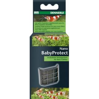 Dennerle 5846 Nano BabyProtect protettore per gamberetti compatibile con filtro angolare nano e XL