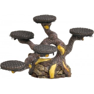 Dennerle 5850 Nano Decor Bonsai Tree Elemento decorativo per acquari Nano