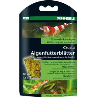 Dennerle 5917 Nano Algae Wafers Foglie di alga essiccate per acquario