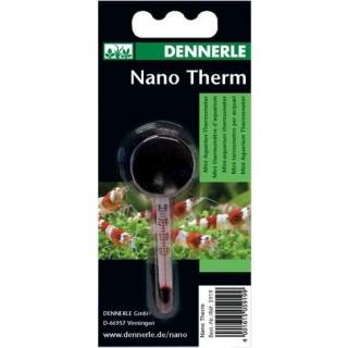 Dennerle 5919 Nano Therm Mini termometro di Precisione per acquari