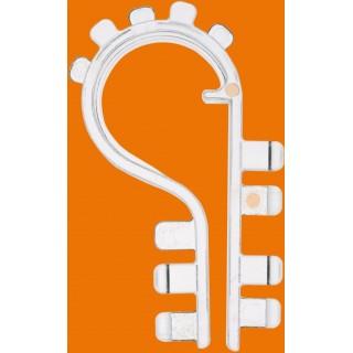 Dennerle 5989 Nano Curva Salva Tubo con Diametro da 6mm