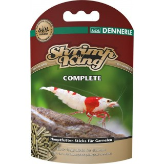 Dennerle 6088 Shrimp King Complete 30 g Mangime di base in stick per la nutrizione quotidiana