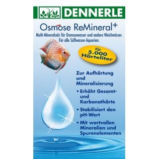 Dennerle 7035 Osmose Remineral 250gr per 5000 sali per acqua ad osmosi in acquario