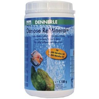 Dennerle 7036 Osmosi ReMineral+ Sale multi minerale confezione Allevatori 1100gr per 22000 l