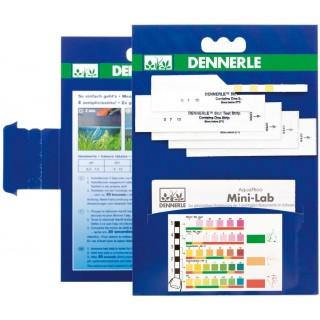 Dennerle 7125 MINI LAB TEST 5 IN 1 Test a immersione per acquari