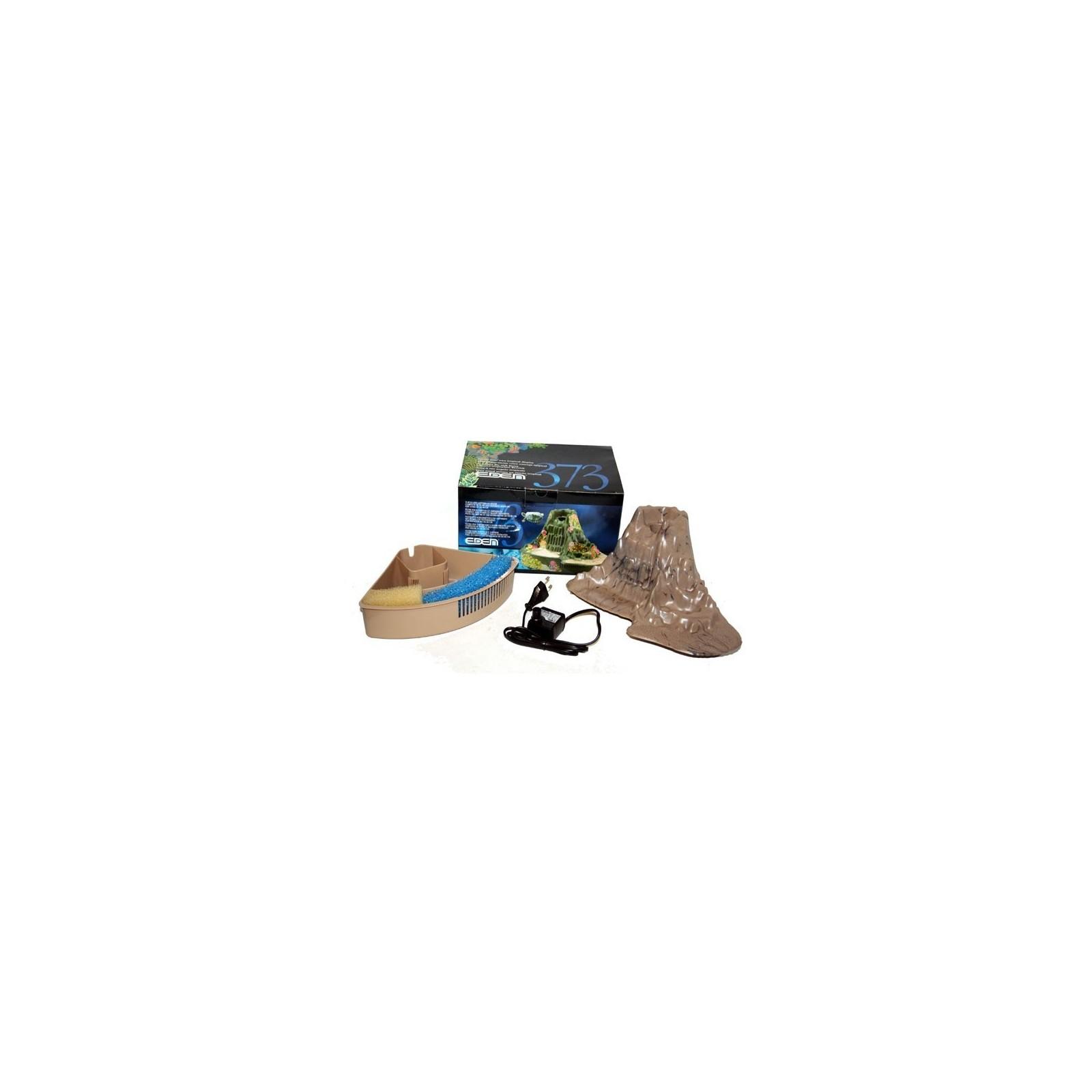 Eden 373 Filtro Interno con portata regolabile da 120 a 240 l/h per tartarughiere o paludari