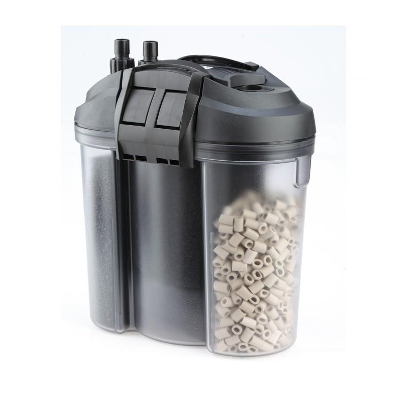 Eden 521 filtro esterno autoinnescante per acquari fino a for Pesci per laghetti esterni