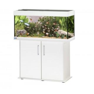 Eheim Vivaline 180 T5 2x39watt - Misure 100x40x45h cm 180 Litri - Completo di Supporto - Colore Bianco