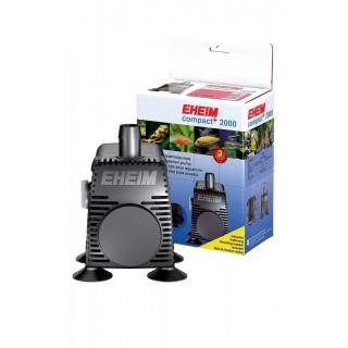 EHEIM 1100220 POMPA COMPACT+ 2000 L/H per acquario dolce e marino