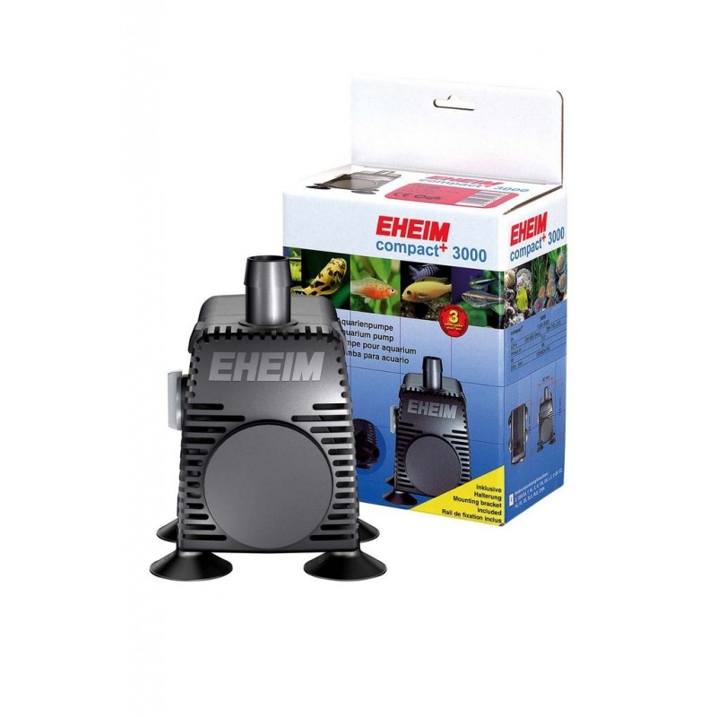 EHEIM 1101220 POMPA COMPACT+ 3000 L/H per acquario dolce e marino