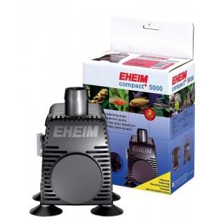 EHEIM 1101220 POMPA COMPACT+ 5000 L/H per acquario dolce e marino