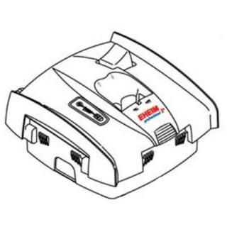 Eheim 1278000 Ricambio Testata Completa per Filtri Professionel III Elettronic 2078