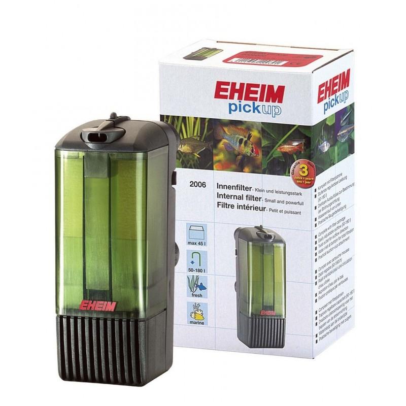 Eheim filtro interno Pick Up 2006 con pompa 180L/H per acquario
