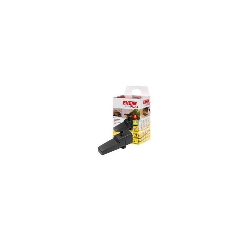 EHEIM 2203020 miniFLAT Micro filtro interno ultrapiatto ideale per paludari e terrari umidi