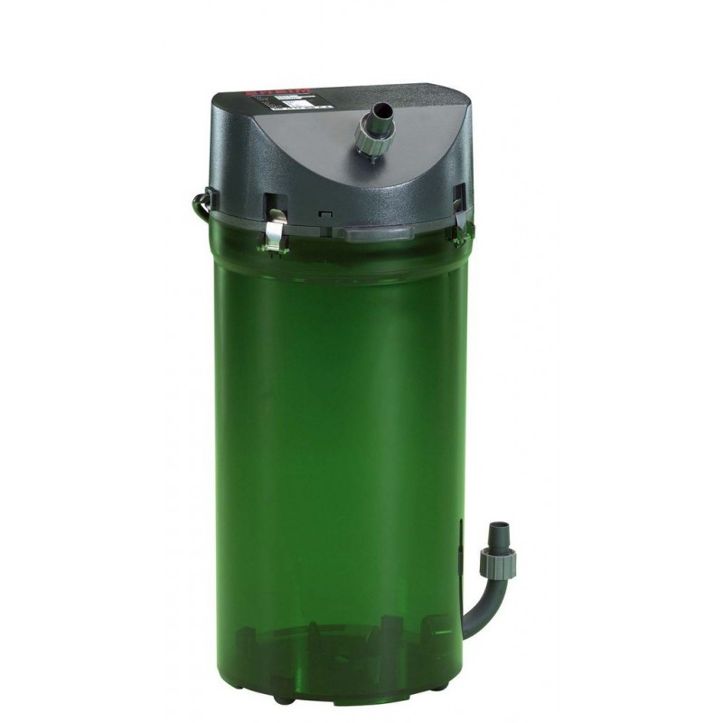 Eheim Classic 2213 Filtro Esterno 2213020 Completo di Spugne e 2xRubinetti Doppi A Sgancio Rapido - Consumo 8 watt Portata 440 L