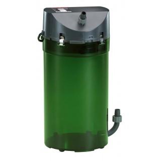 Eheim Classic 2215 Filtro Esterno 2215020 Completo di Materiale Filtrante Consumo 15 watt Portata 620 L/H per Acquari fino a 350