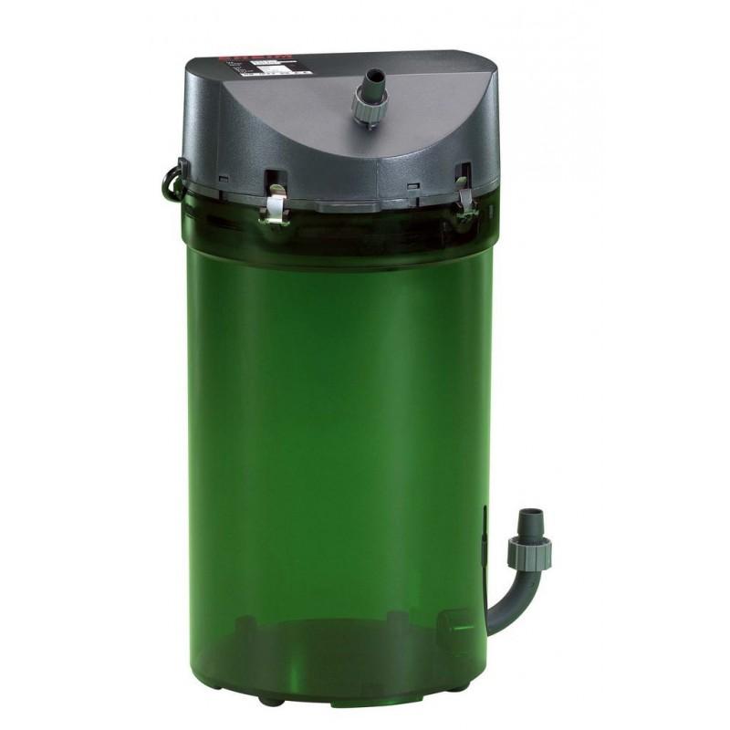Eheim Filtro Esterno Classic 600. Per acquari fino a 600 litri Pompa 1000 l/h Completo di spugne e rubinetti a sgancio rapido
