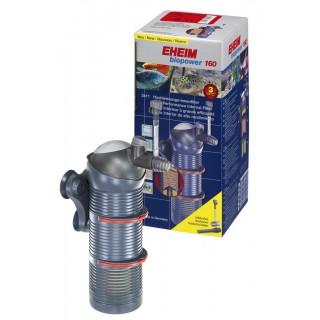 Eheim Biopower 160 Filtro Interno Modulare Completo di Pompa Regolabile, Sistema Venturi Spray Bar e Materiale Filtrante Substra