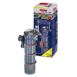 Eheim Biopower 200 Filtro Interno Modulare Completo di Pompa Regolabile, Sistema Venturi Spray Bar e Materiale Filtrante Substra