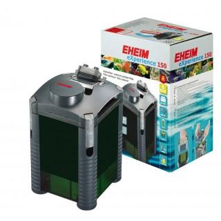 Eheim Filtro Esterno Experience 150 Completo di Materiali Filtranti per acquari fino a 150L - 2422020