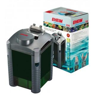 Eheim Filtro Esterno Experience 250 Completo di Materiali Filtranti per acquari fino a 250L