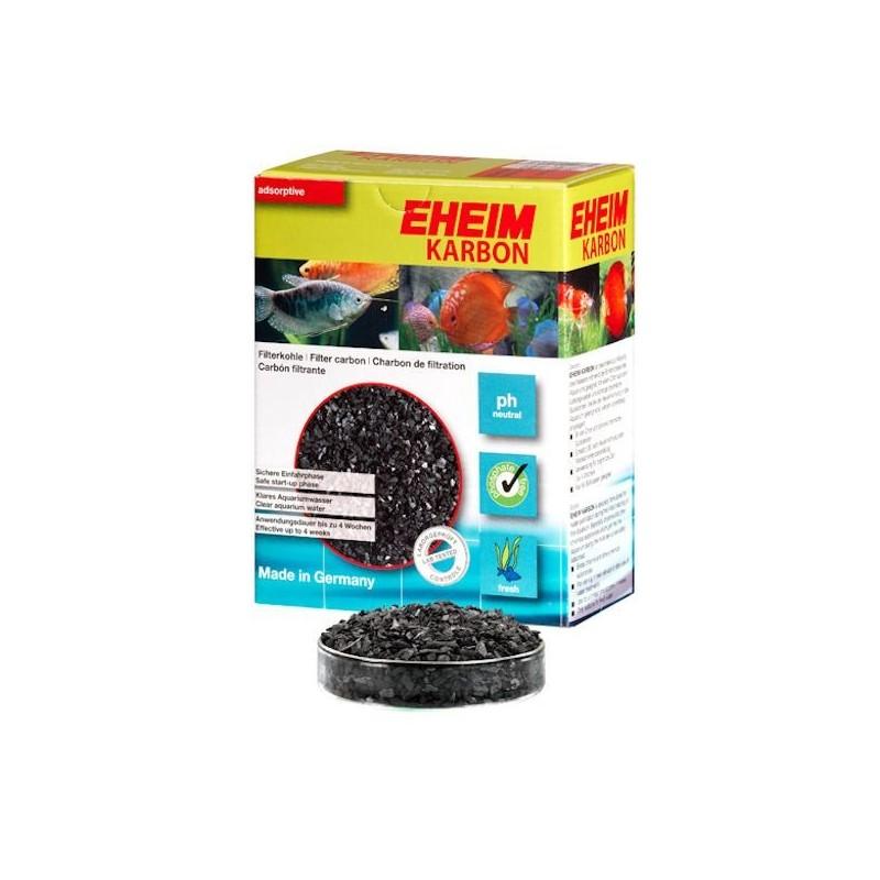 Eheim Karbon 1lt carbone attivo per filtri d'acquario pulisce l'acqua