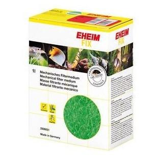 Eheim 2506051 Ehfifix Lana Verde 1 Litro per filtro acquario