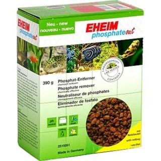 Eheim phosphate Out 390gr Resina per la Rimozione dei Fosfati in acquario Contiene 6 calze preconfezionate da 65gr