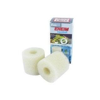 Eheim 2618080 Ricambio Spugna Prefiltro per Filtri Interni Biopower 160/200/240 e Aquaball 60/130/180 - 2 Pezzi