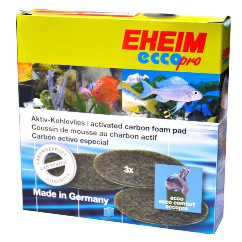 EHEIM Ricambio spugne/cartucce carbone per Ecco 2232/34-36 pz3