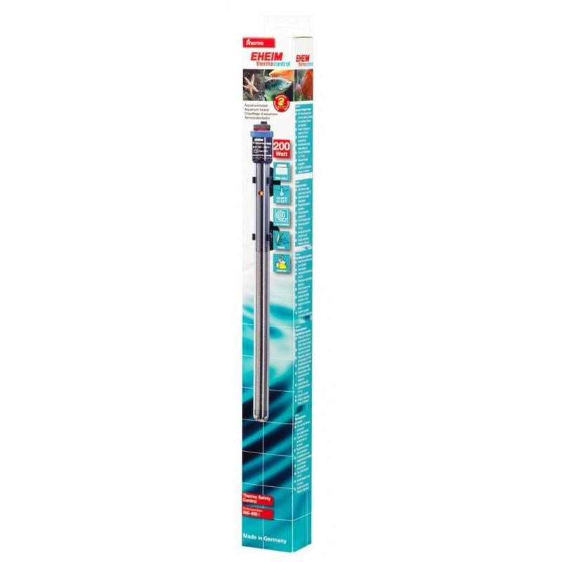 Eheim Jager Riscaldatore 200 watt per acquario