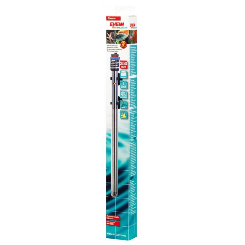 Eheim Jager Riscaldatore 250 watt per acquario