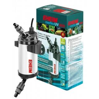 Eheim Reeflex UV 350 sterilizzatore 7W con scocca in alluminio per acquari da 80 a 350 litri