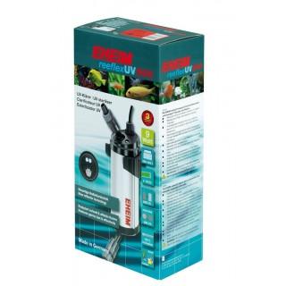 Eheim Reeflex UV 500 sterilizzatore 9W con scocca in alluminio per acquari da 300 a 500 litri