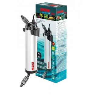 Eheim Reeflex UV 800 - sterilizzatore 11W con scocca in alluminio per acquari da 400 a 800 litri
