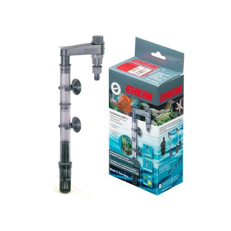 EHEIM Set di aspirazione per tubi 12/16 per filtro acquario