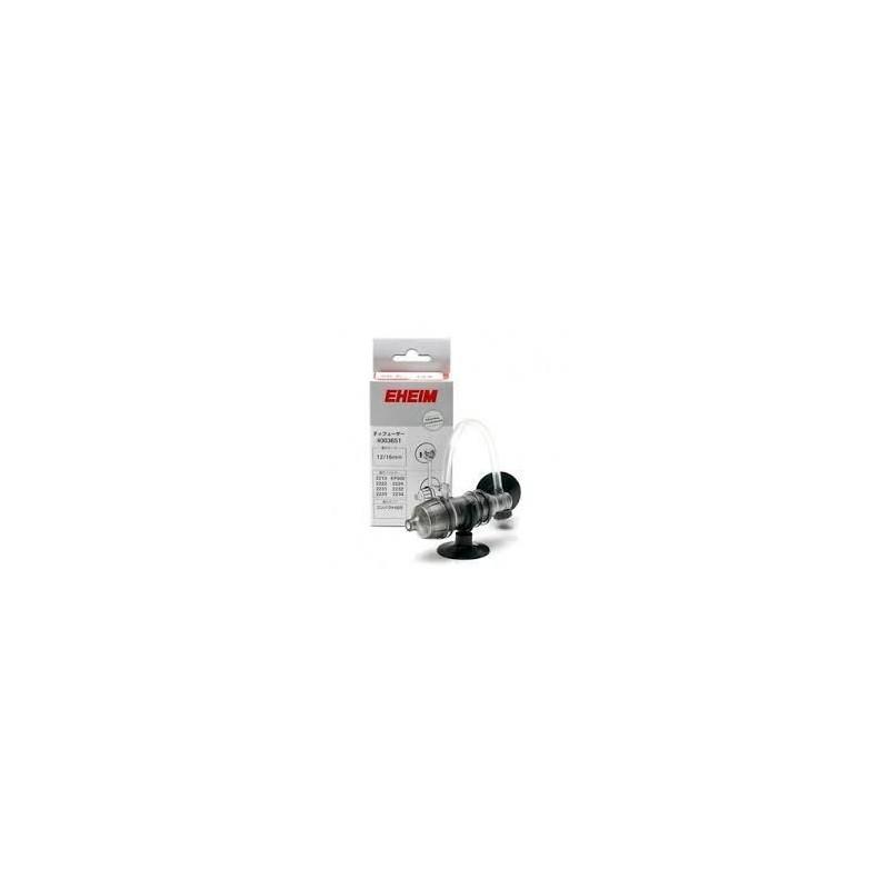 EHEIM 4004651 Power Diffusore con Sistema Venturi per Installation KIT 2 e tubo flessibile di diametro 12 / 16 mm e 16 / 22 mm,