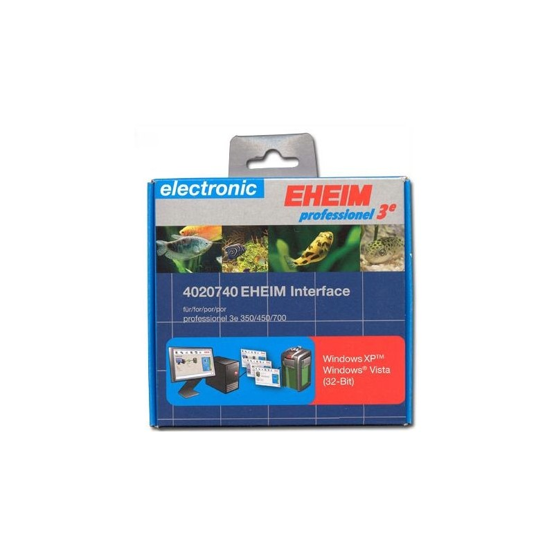 Eheim 4020740 Interfaccia USB per Filtri Professional IIIe