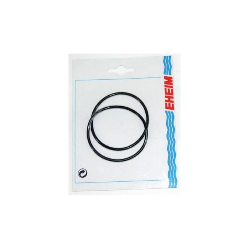 Eheim Ricambio O-Ring Coprigirante Pompa 1260/1262/3260/3264 Pezzi per Confezione 2