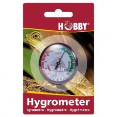 Hobby Igrometro analogico per misurare l'umidità nei terrari dei rettili