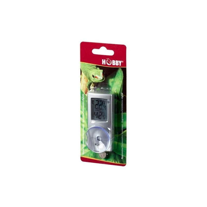 Hobby Igrometro termometro digitale per misurare umidità e temperatura nei terrari di rettili
