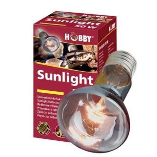 Hobby Sunlight 100 W radiatore lampada solare per rettili in terrario