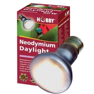 Hobby Neodymium Daylight 150 W lampada a luce solare per rettili in terrario