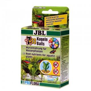 JBL 7 + 13 Kugeln Balls nutrimento in sfere per le radici delle piante acquatiche d'acquario