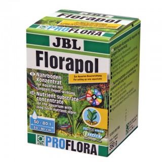 JBL Florapol 350 gr Concentrato di substrato di coltura a lungo termine per acquario