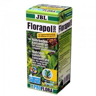JBL Florapol 200 Substrato nutritivo concentrato 700gr acquari max 100-200lt